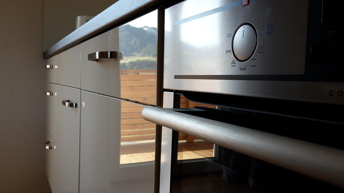 Ferienhaus Küche 01
