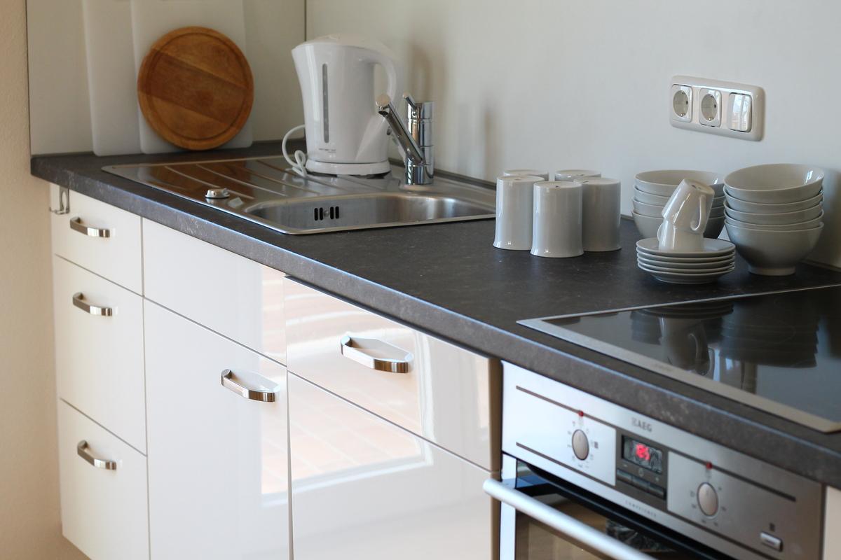 Ferienhaus Küche 03