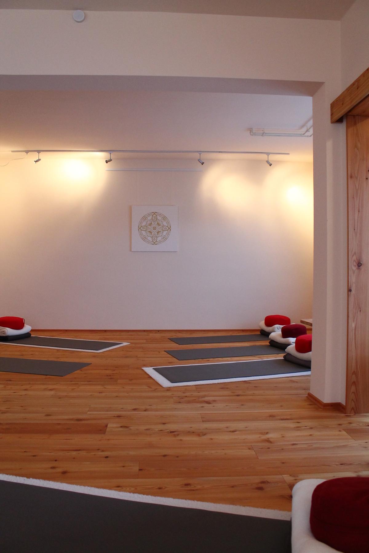 Yogaschule Yogaimpuls Übungsraum 01