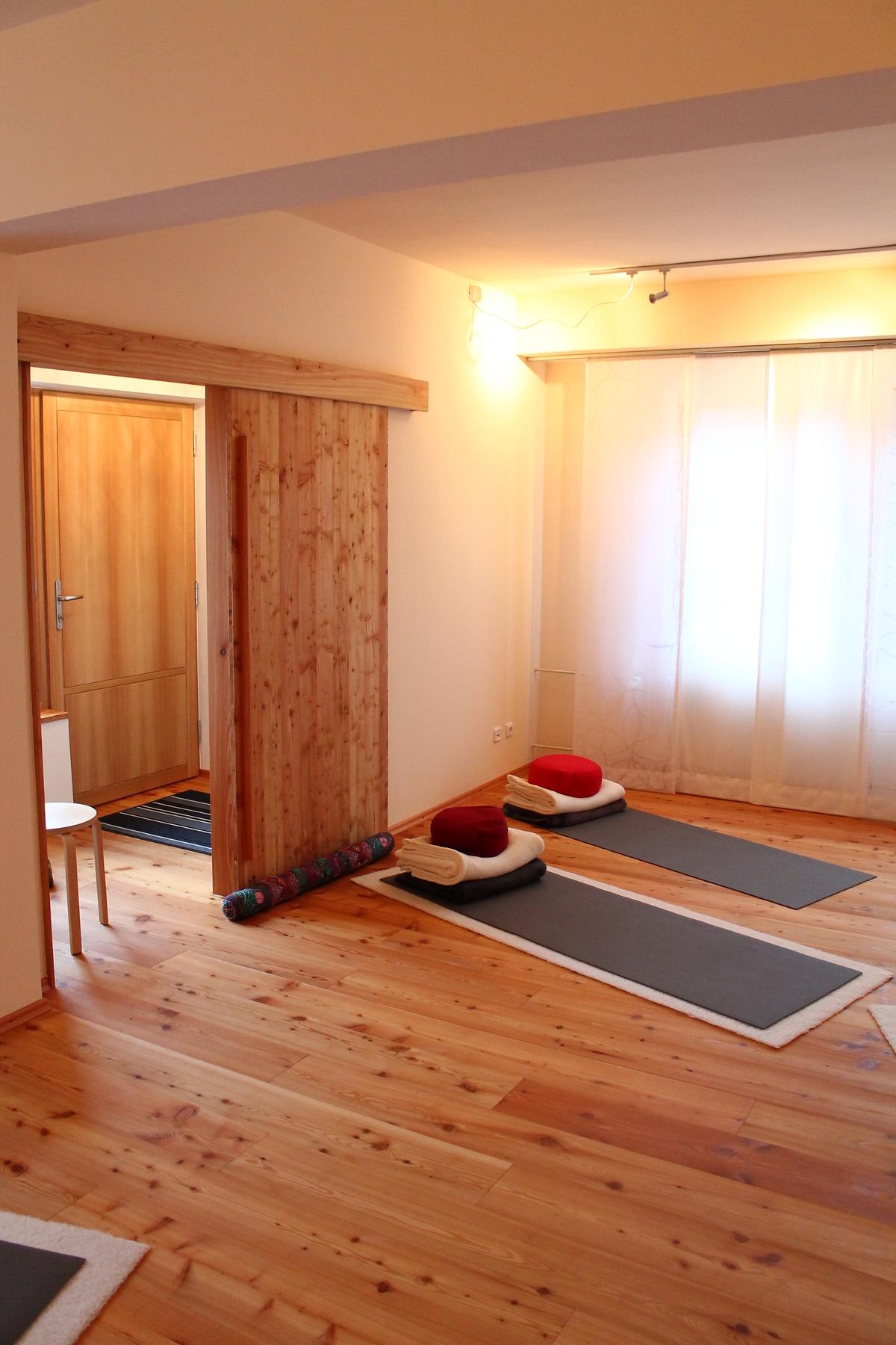 Yogaschule Yogaimpuls Übungsraum 02