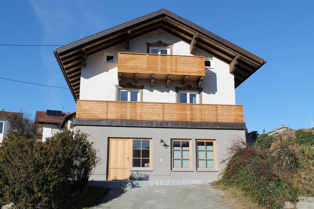 Ferienhaus beim Maler Außenansicht 02