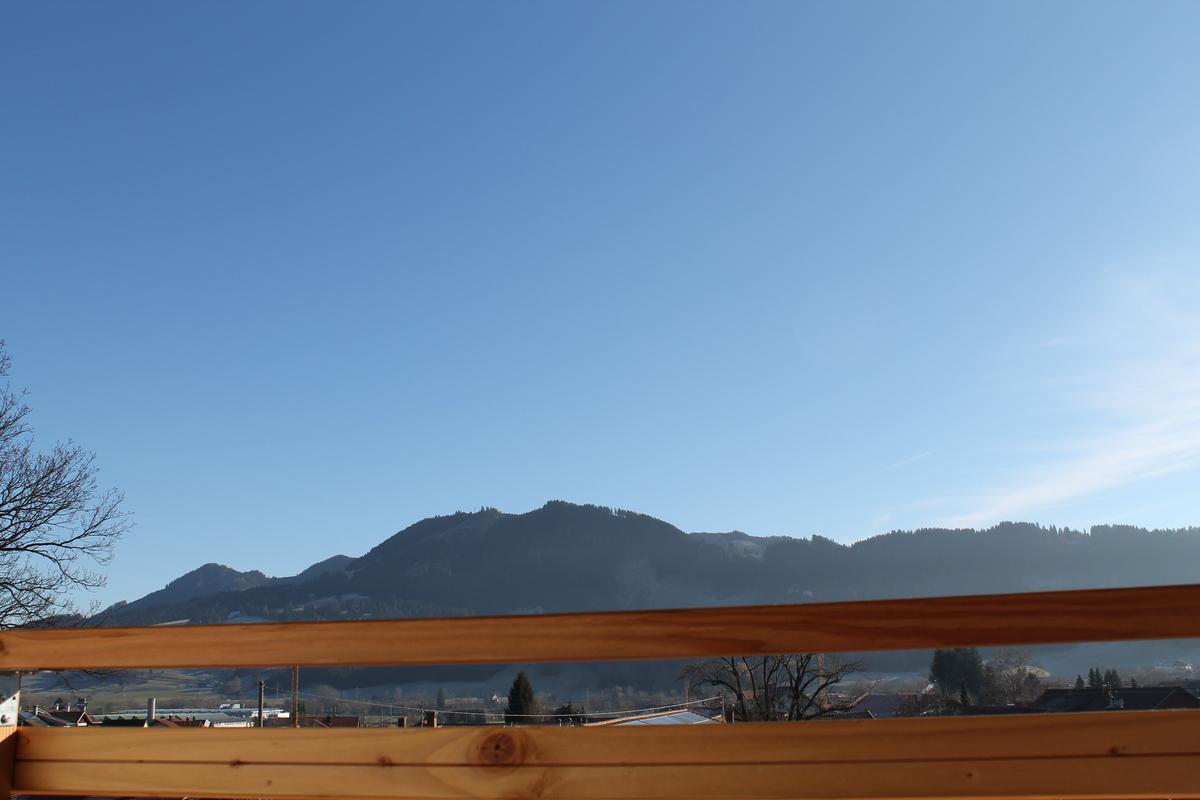 Aussicht vom Balkon 02