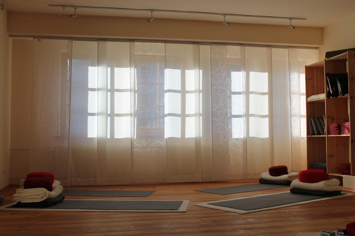 Yogaschule Yogaimpuls Übungsraum 03